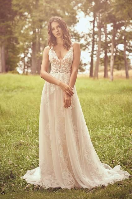 Justin Alexander Style 66063 wedding dress