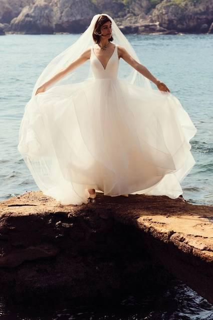 Justin Alexander Style 88093 wedding dress