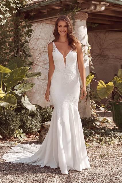 Justin Alexander Style 88143 wedding dress