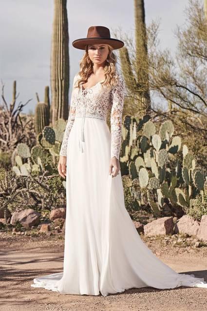 Justin Alexander Style 66150 wedding dress