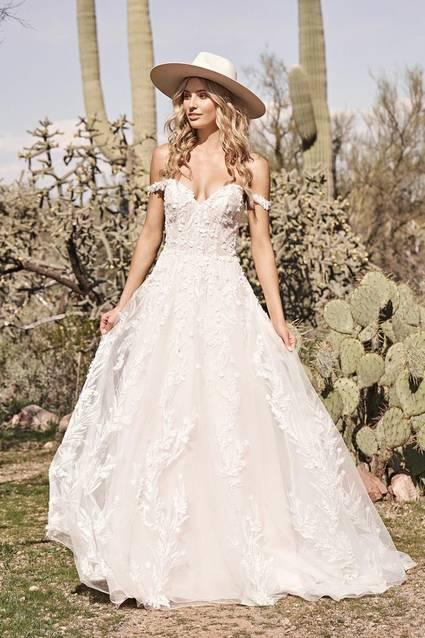 Justin Alexander Style 66176 wedding dress