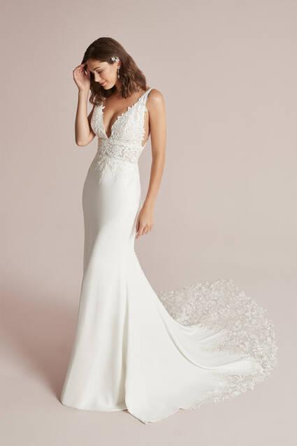Justin Alexander Style 88209 wedding dress