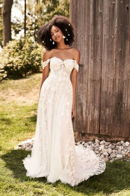 Justin Alexander Style 66184 wedding dress