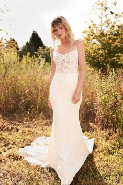 Justin Alexander Style 66180 wedding dress