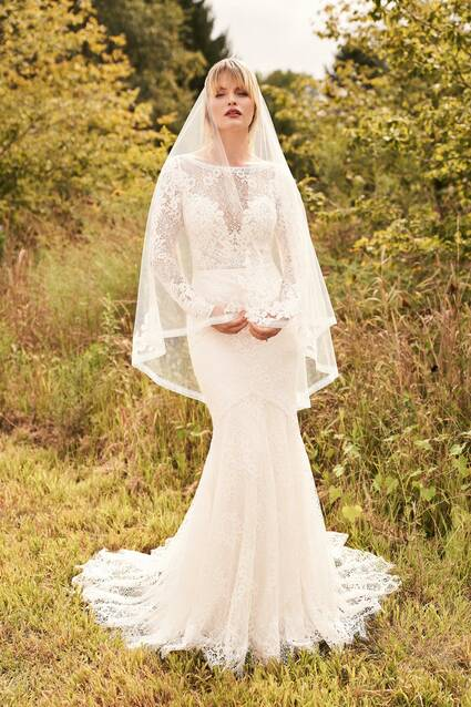 Justin Alexander Style 66191 wedding dress