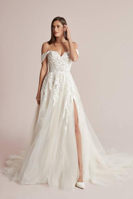 Justin Alexander Style 88219 wedding dress