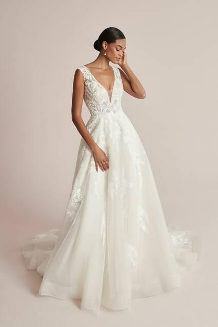 Justin Alexander Style 88217PS wedding dress