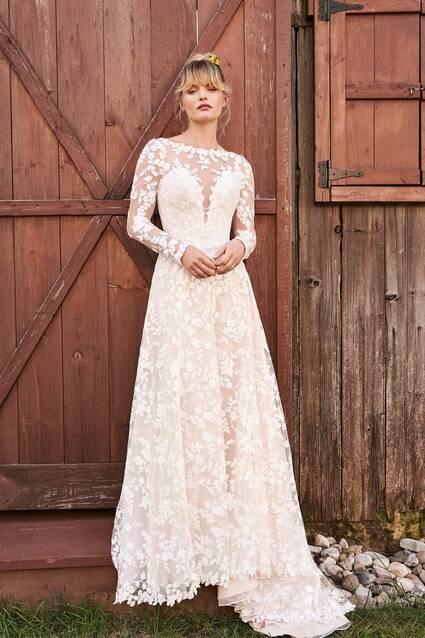 Justin Alexander Style 66188 wedding dress
