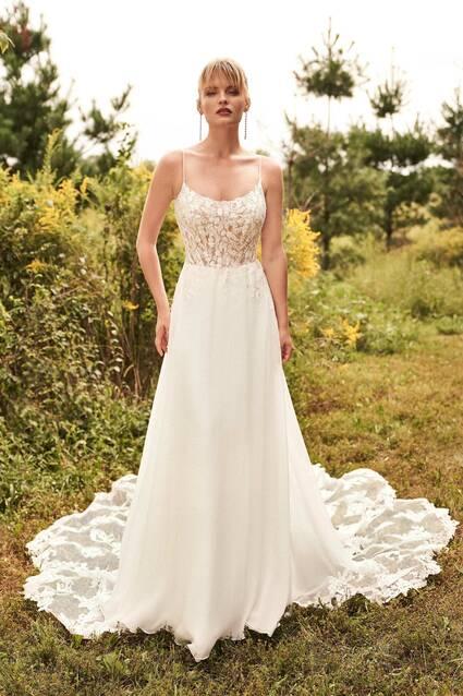 Justin Alexander Style 66200 wedding dress