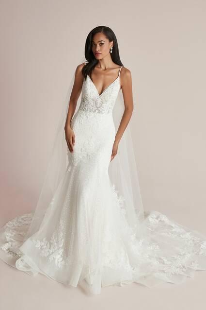 Justin Alexander Style 88220 wedding dress