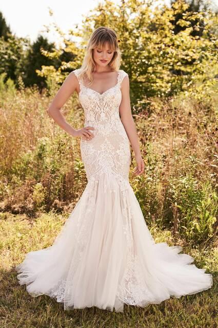 Justin Alexander Style 66185 wedding dress