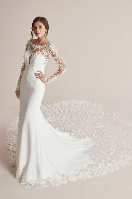Justin Alexander Style 88206 wedding dress