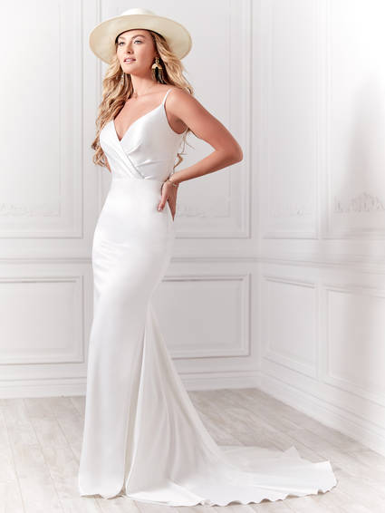 House of Wu Style 22041 wedding dress