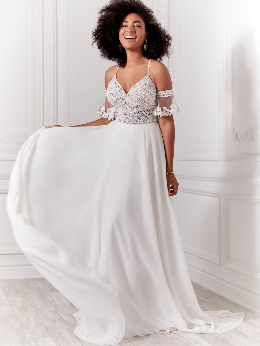 House of Wu Style 22038 wedding dress
