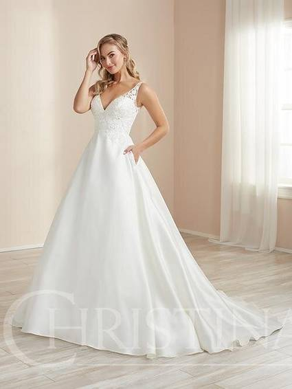 House of Wu Style 18294 wedding dress