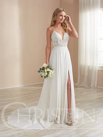 House of Wu Style 18292 wedding dress