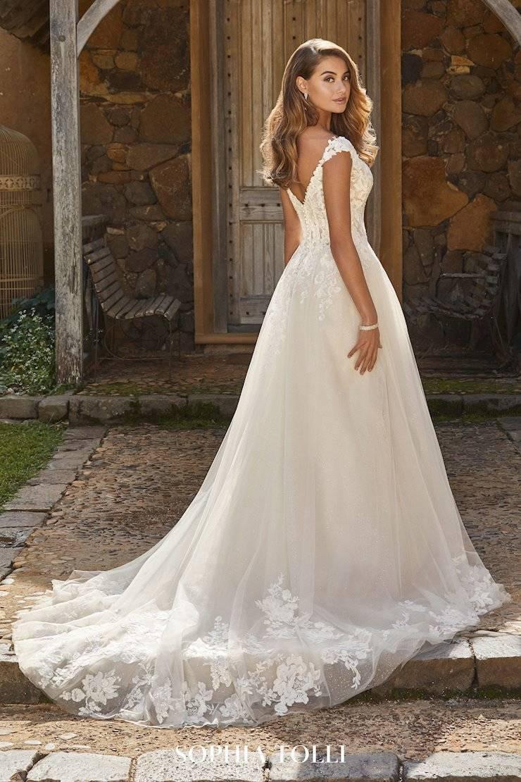 Mon Cheri Style Y12011 wedding dress