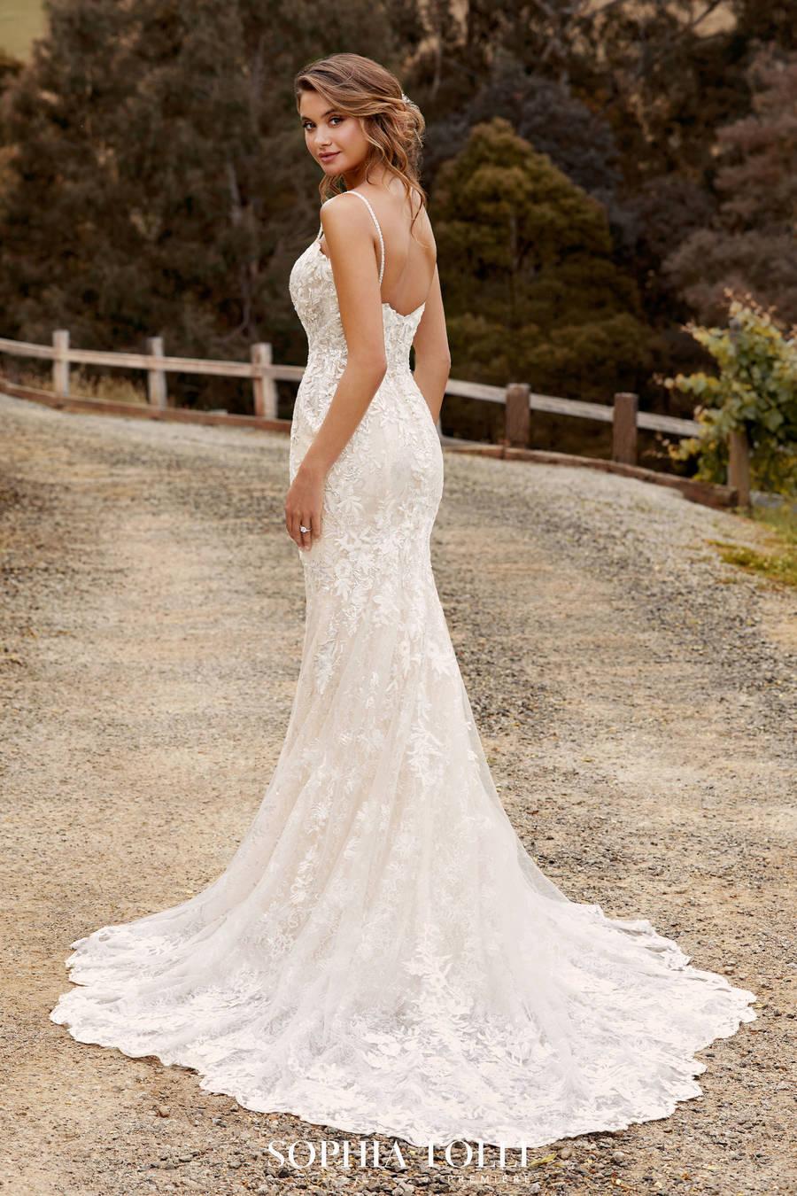 Mon Cheri Style Y22068 wedding dress