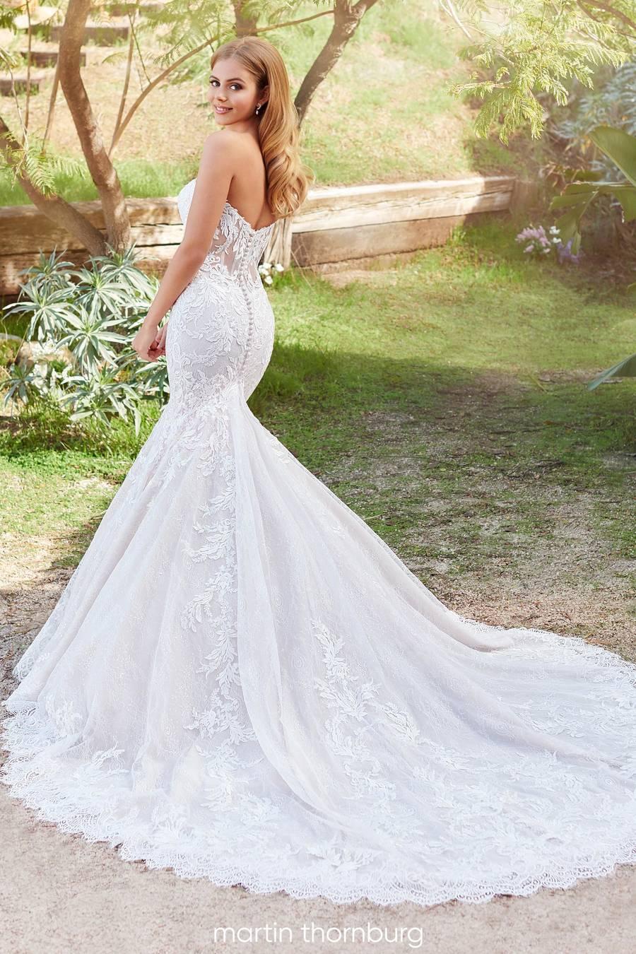 Mon Cheri Style 220261 wedding dress