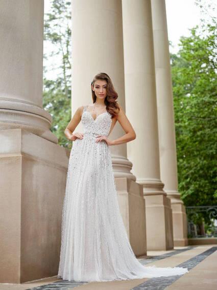 Mon Cheri Style 118254 wedding dress