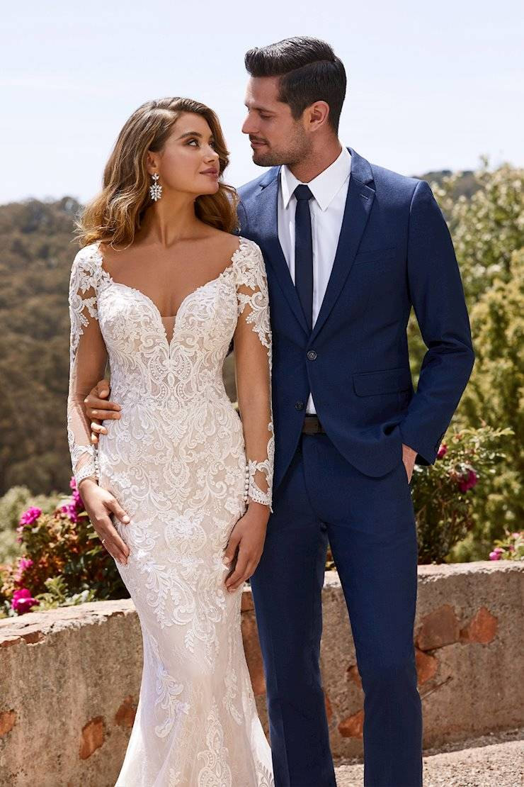 Mon Cheri Style Y22059B wedding dress