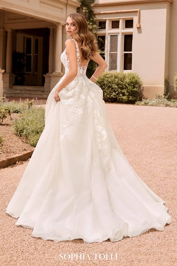 Mon Cheri Style Y22049 wedding dress