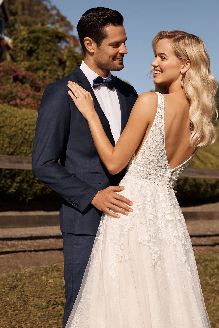 Mon Cheri Style Y22066 wedding dress