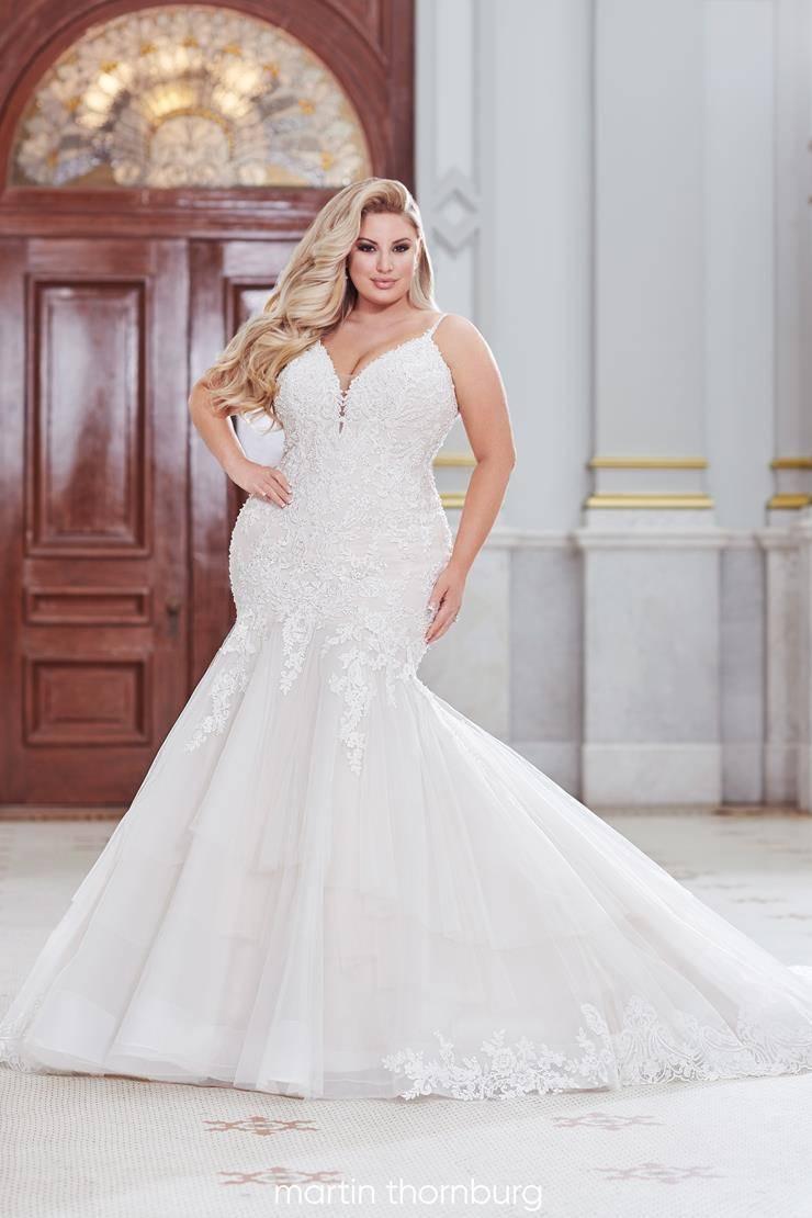 Mon Cheri Style 220265W wedding dress