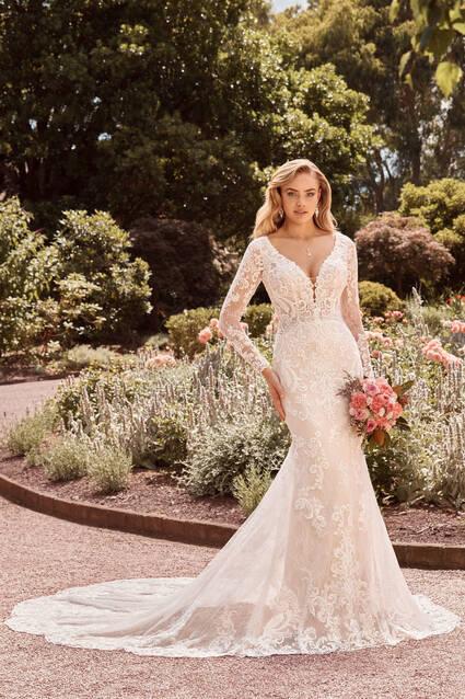 Mon Cheri Style Y22173 wedding dress