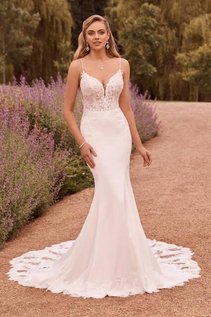 Mon Cheri Style Y22179 wedding dress