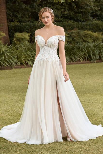 Mon Cheri Style Y22174FI wedding dress