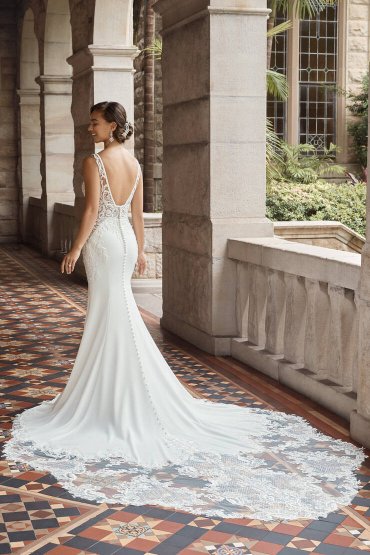 Mon Cheri Style ST2211 wedding dress