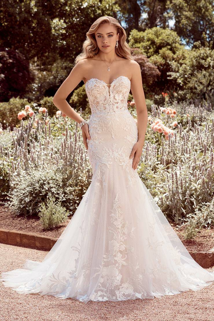 Mon Cheri Style Y22176 wedding dress