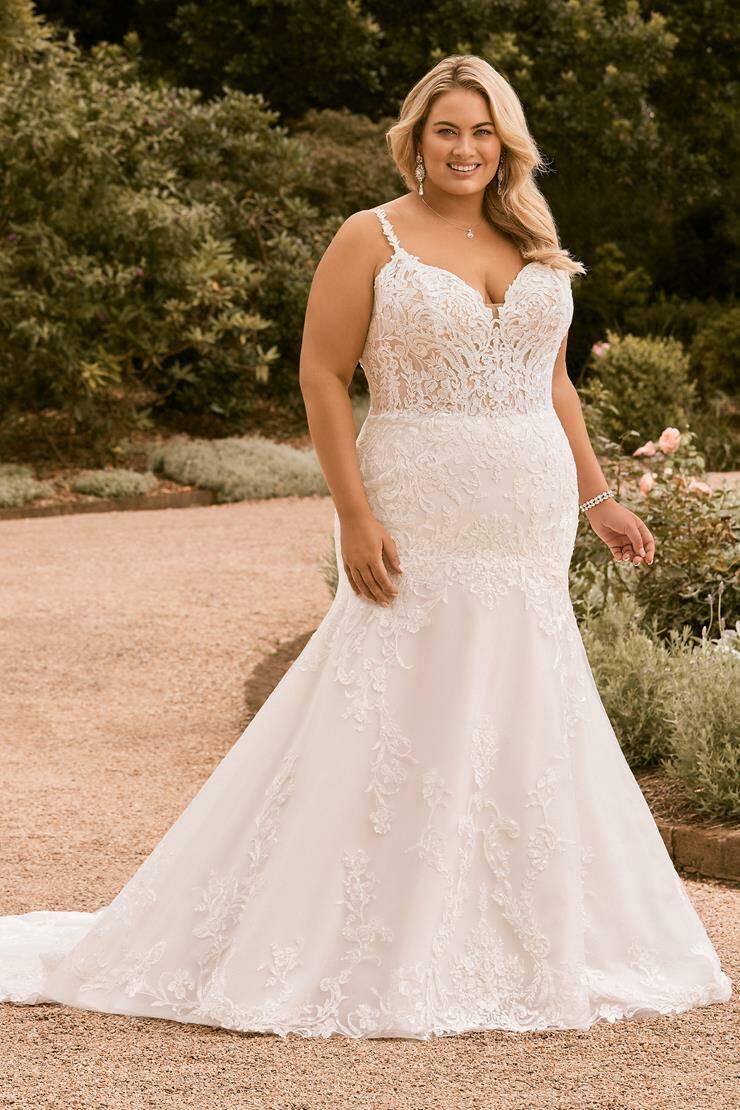 Mon Cheri Style Y22181 wedding dress