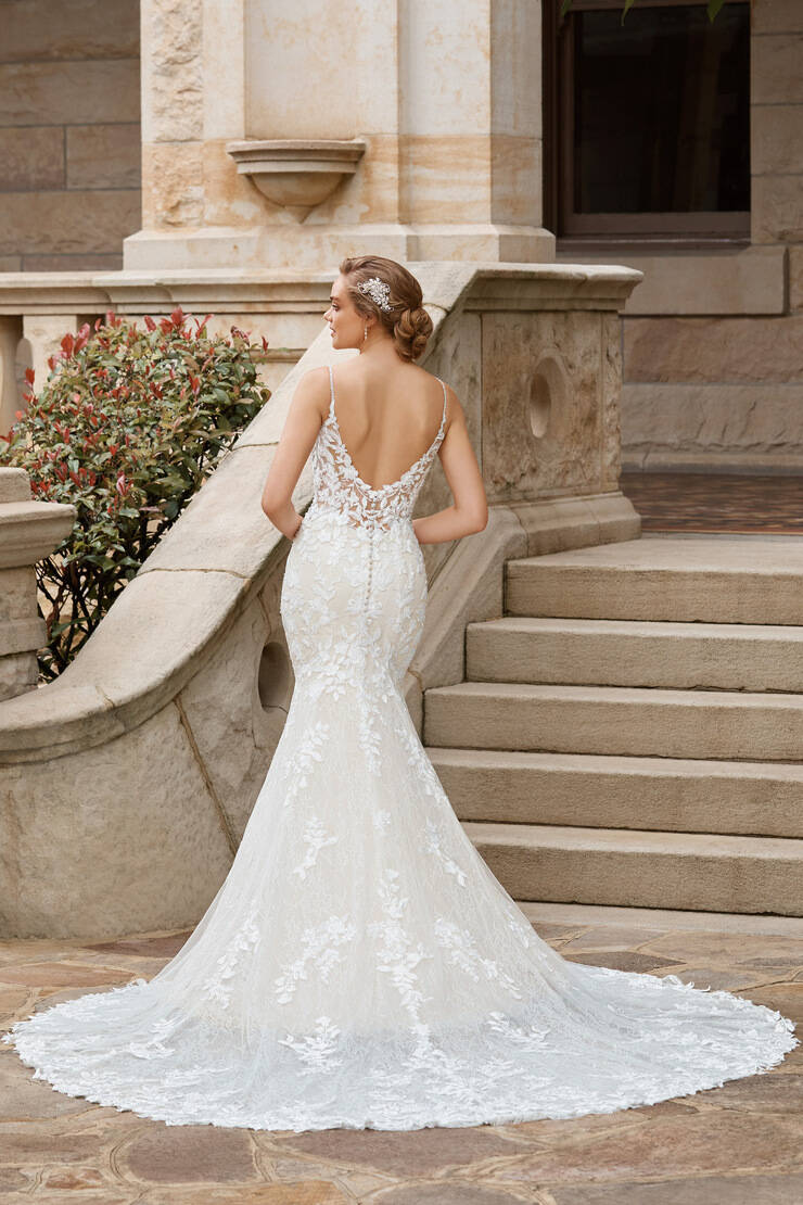 Mon Cheri Style Y22171HB wedding dress