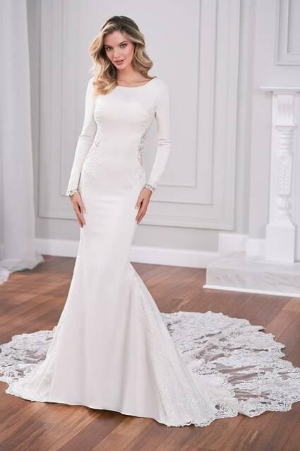 Mon Cheri Style 221204 wedding dress