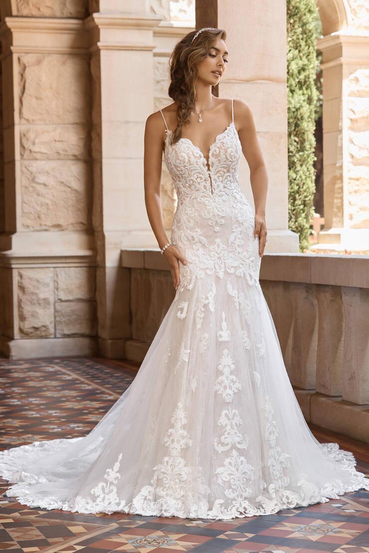 Mon Cheri Style ST2217 wedding dress