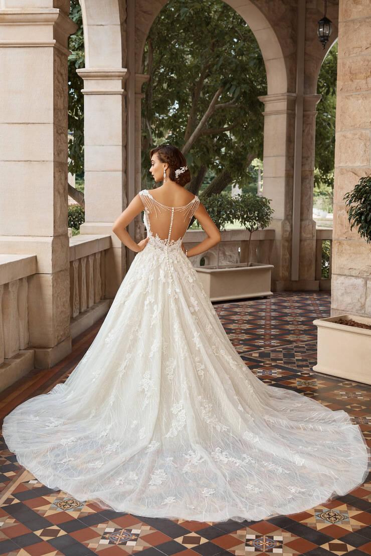 Mon Cheri Style ST2218 wedding dress