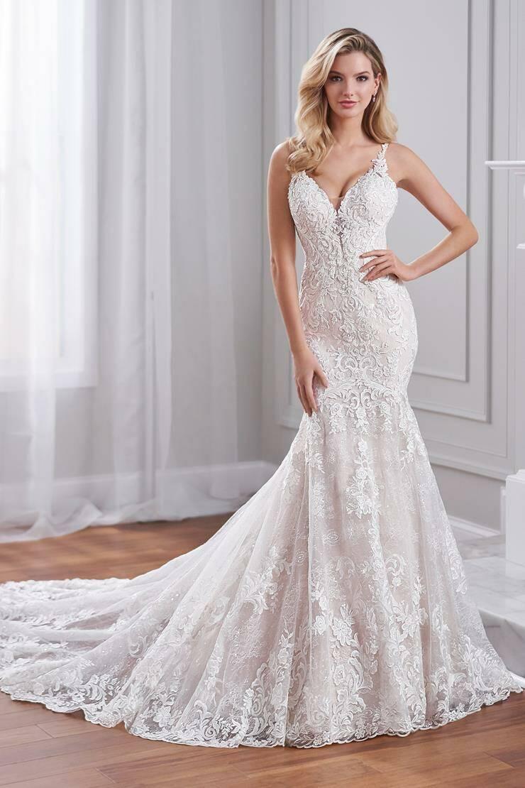 Mon Cheri Style 221209W wedding dress