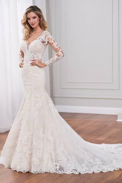 Mon Cheri Style 221202 wedding dress