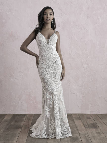 Allure Bridals 3269 wedding dress