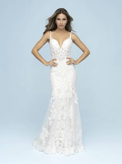 Allure Bridals 9615 wedding dress