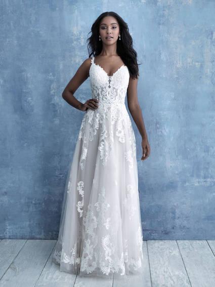 Allure Bridals 9730 wedding dress