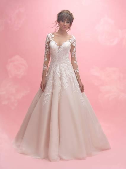 Allure Bridals Style 3059 wedding dress