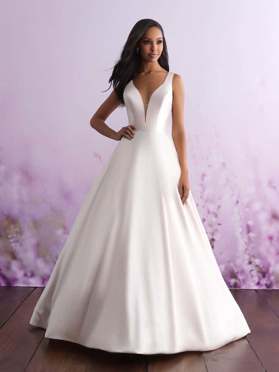 Allure Bridals Style 3100 wedding dress