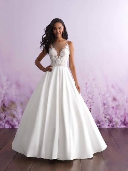 Allure Bridals Style 3112 wedding dress