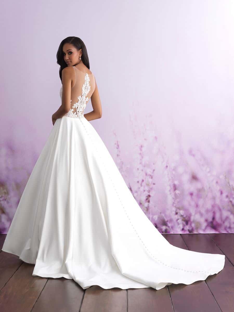 Allure Bridals Style 3112 wedding dress