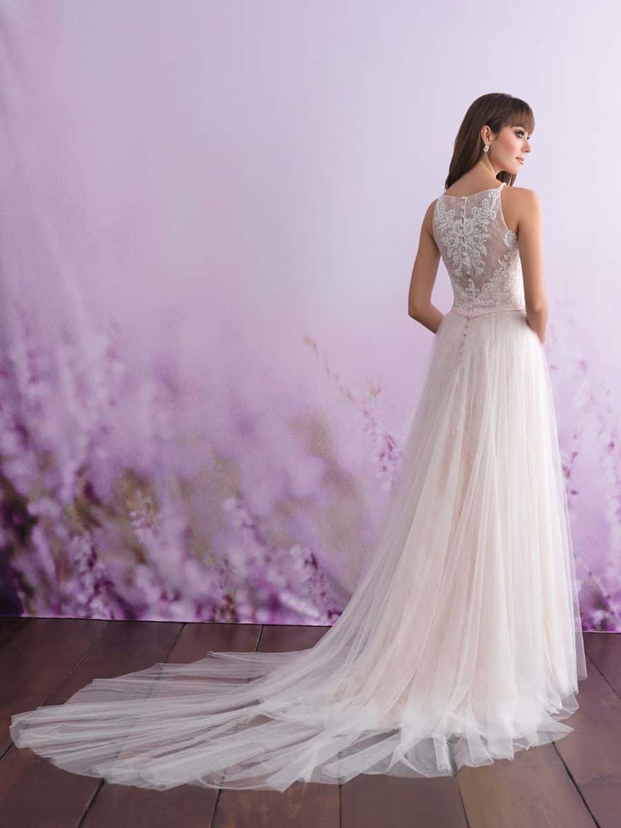 Allure Bridals Style 3114 wedding dress
