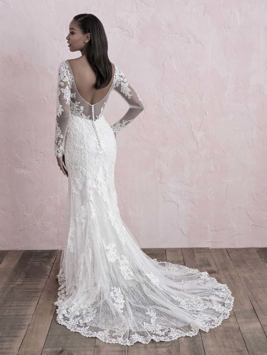 Allure Bridals Style 3253 wedding dress