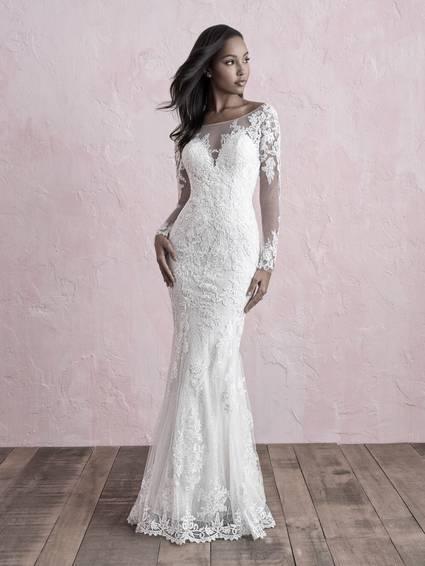Allure Bridals Style 3253 wedding dress
